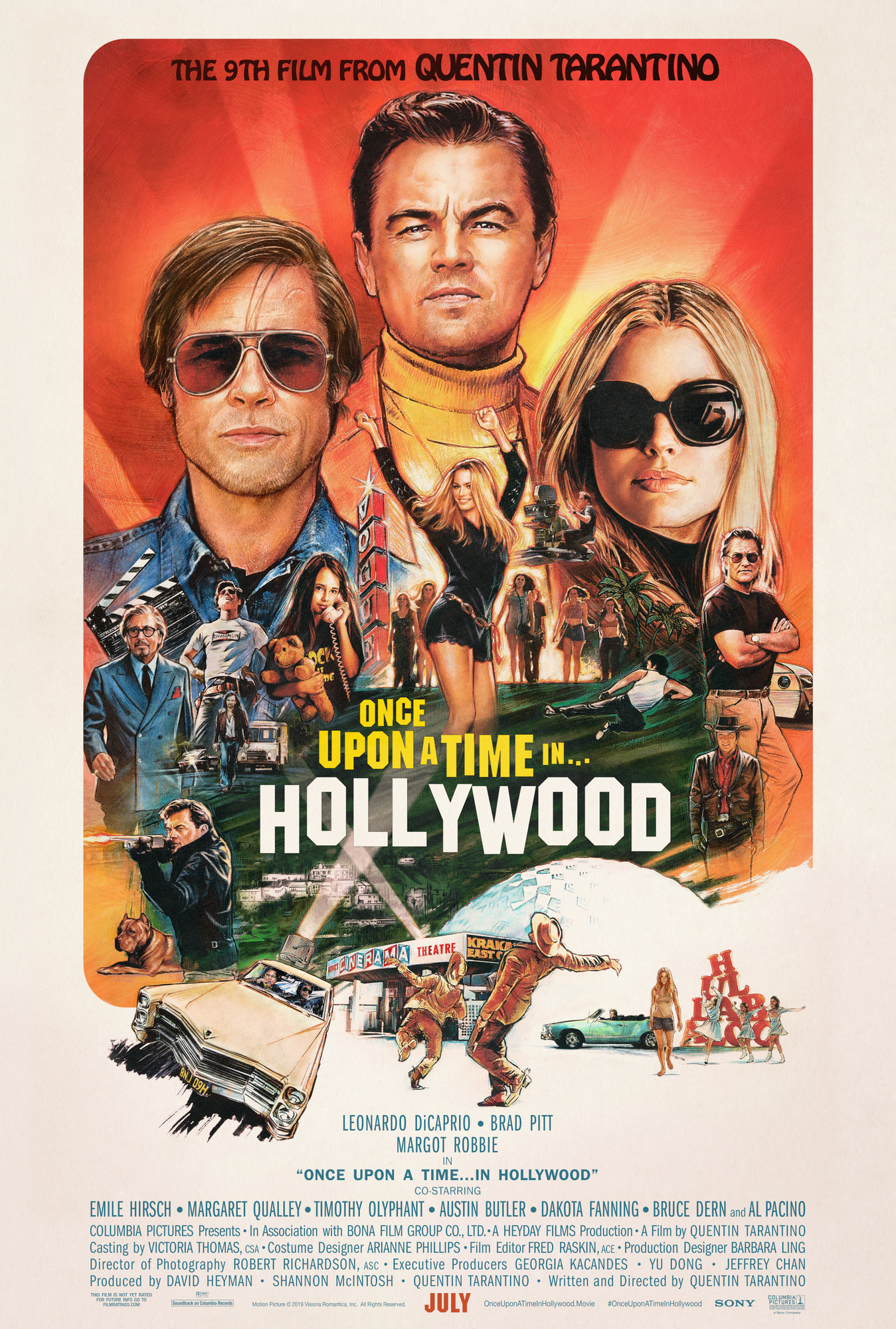 """Once Upon A Time... In Hollywood"""