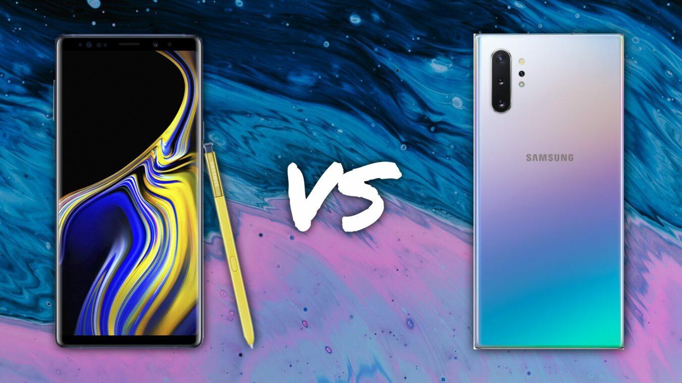 Photo of Comparaison du Samsung Galaxy Note 10 et Note 9 : faut-il vraiment l'acheter ?
