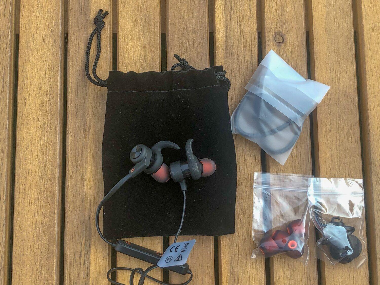 Test – Creative Outlier One Plus : Des écouteurs sportifs avec stockage interne