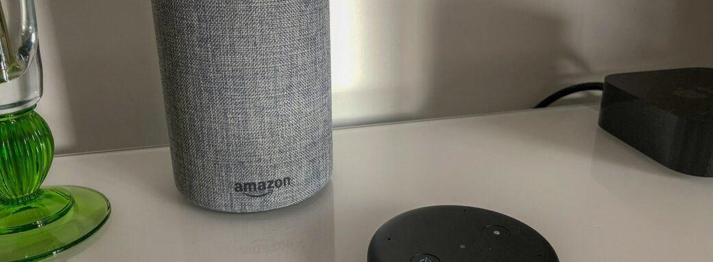 Echo Input Alexa Amazon Audio Enceinte WiFi