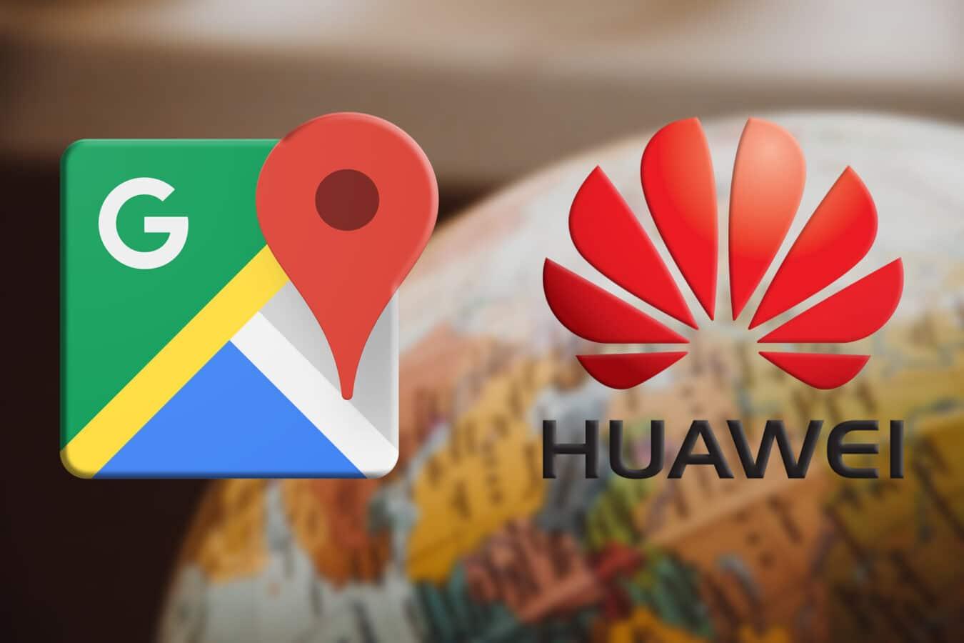 Photo de Map Kit : Huawei développe une alternative à Google Maps