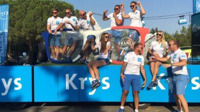 Photo de Forçats du Tour : Les coulisses du Tour de France avec Krys