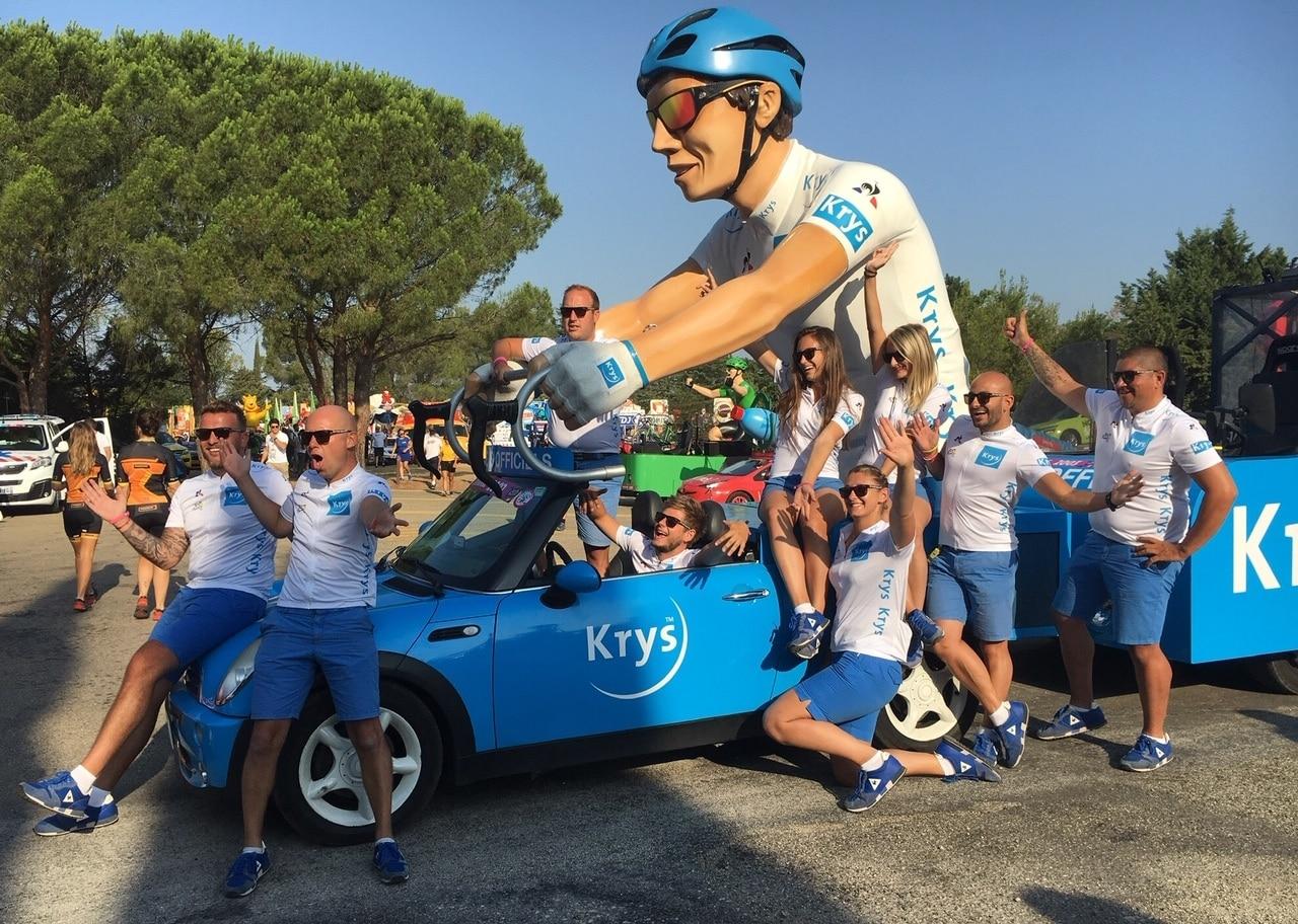 Tour de France - KRYS