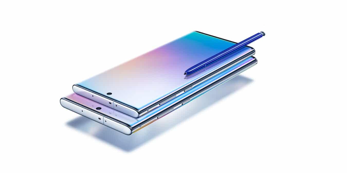 Photo de Tout ce qu'il faut savoir sur le Samsung Note 10 et Note 10+