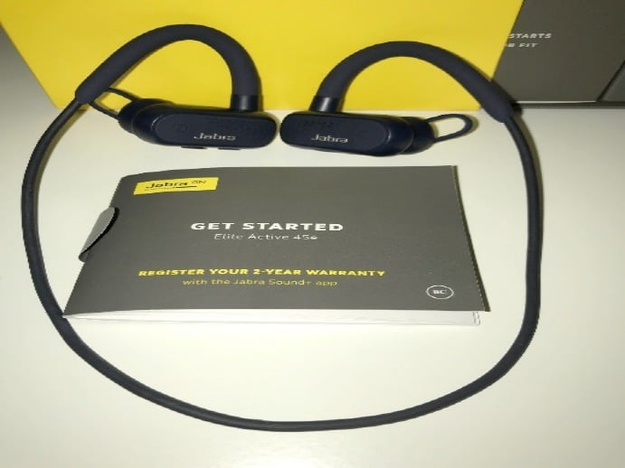 Livret JABRA ELITE active 45e