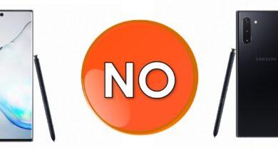 Photo of Galaxy Note 10 : Les 5 raisons qui vous feront hésiter à l'achat