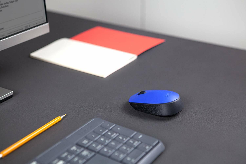 Logitech M171 Souris sans fil Bleu selection accessoire high-tech