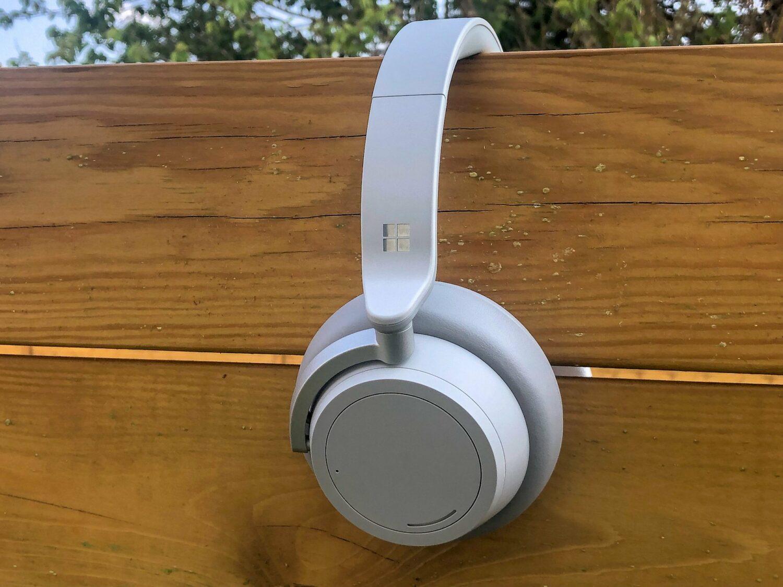 casque confort Surface Headphones