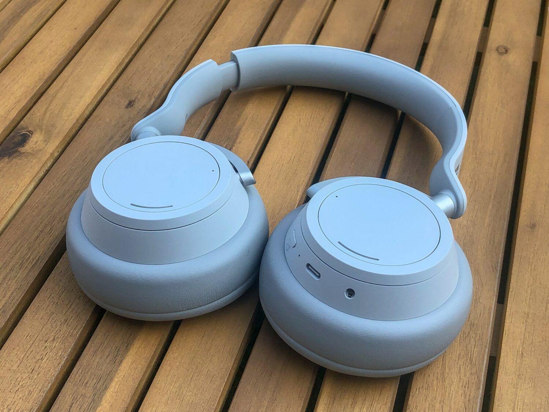 casque surface headphones utilisation