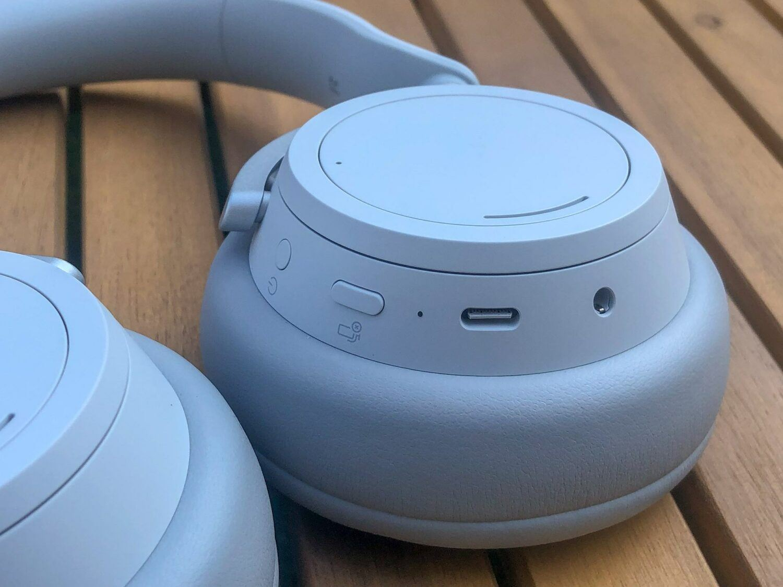 boutons utilisation casque surface headphones