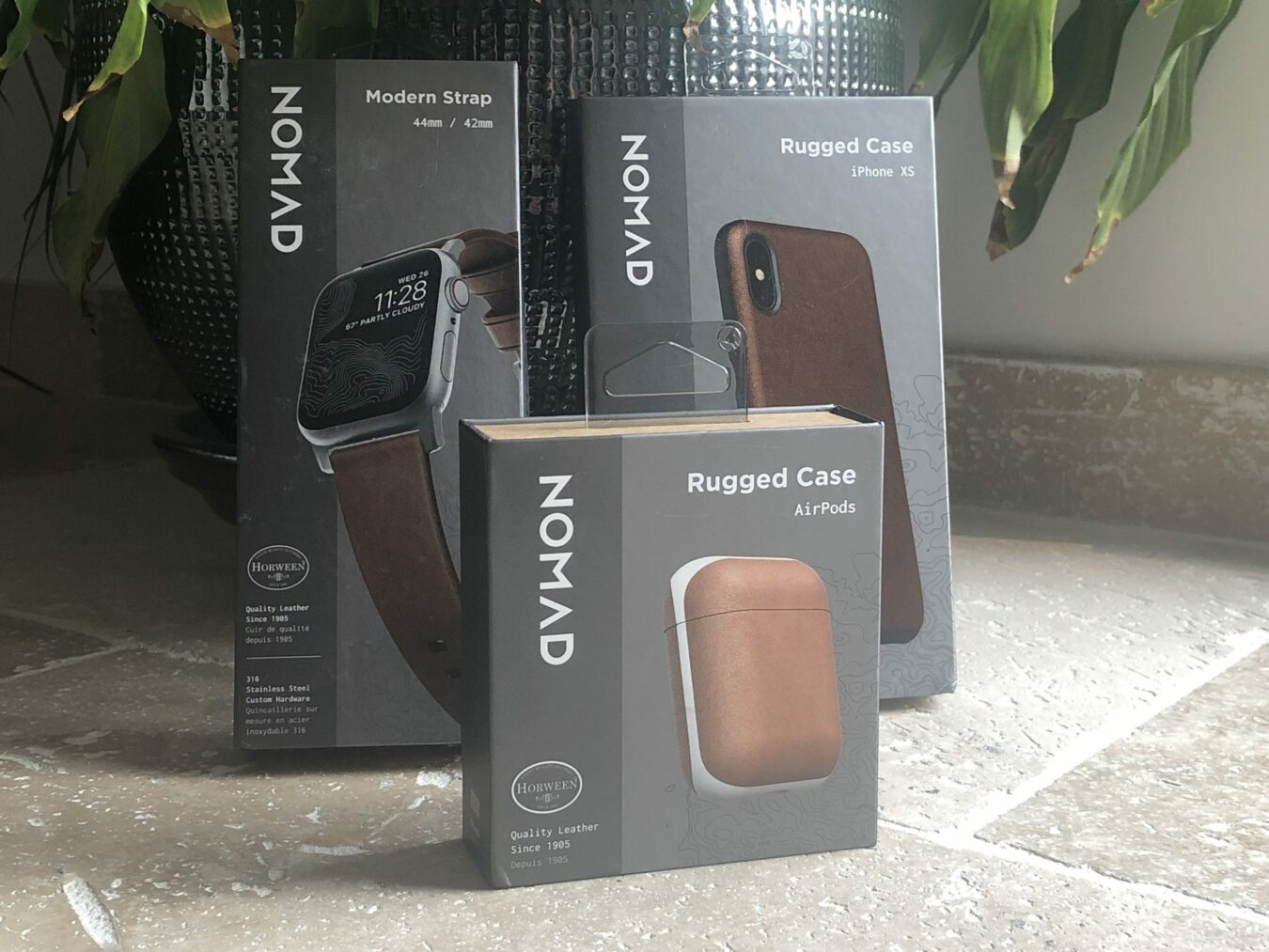 Photo of NOMAD – Les protections Chic pour Apple et Pixel 3/3 XL