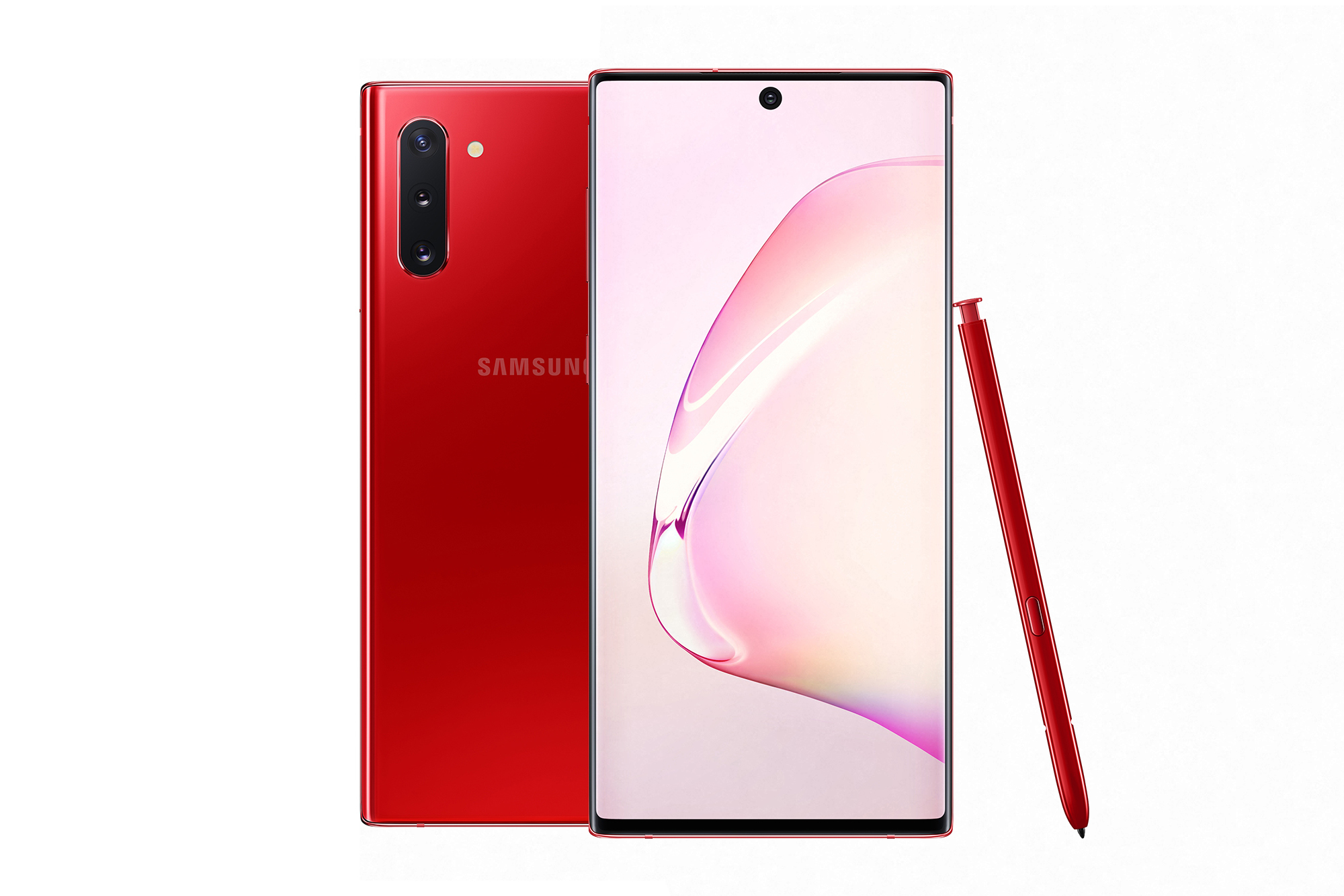 Note 10 Rouge