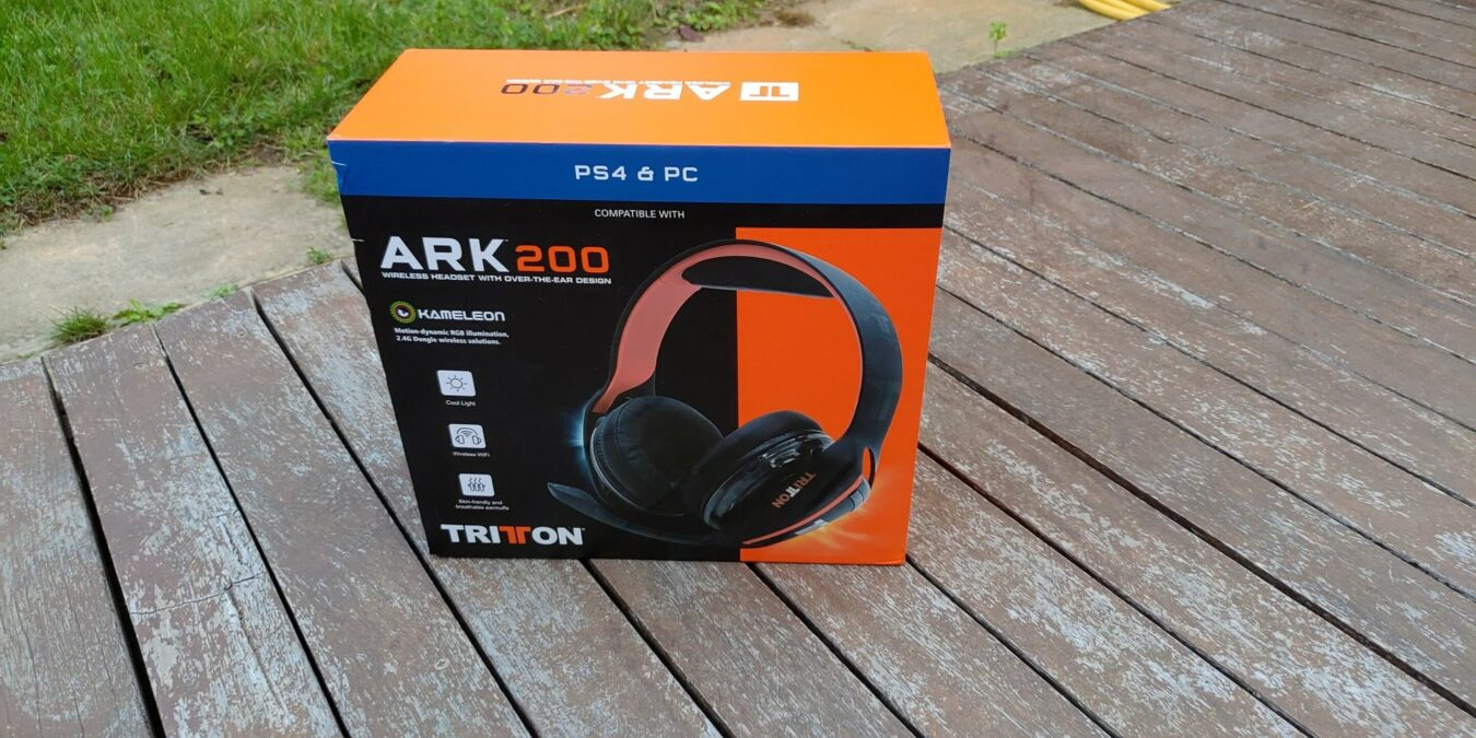 Photo de Test – Tritton ARK 200 : Un casque qui a perdu le fil