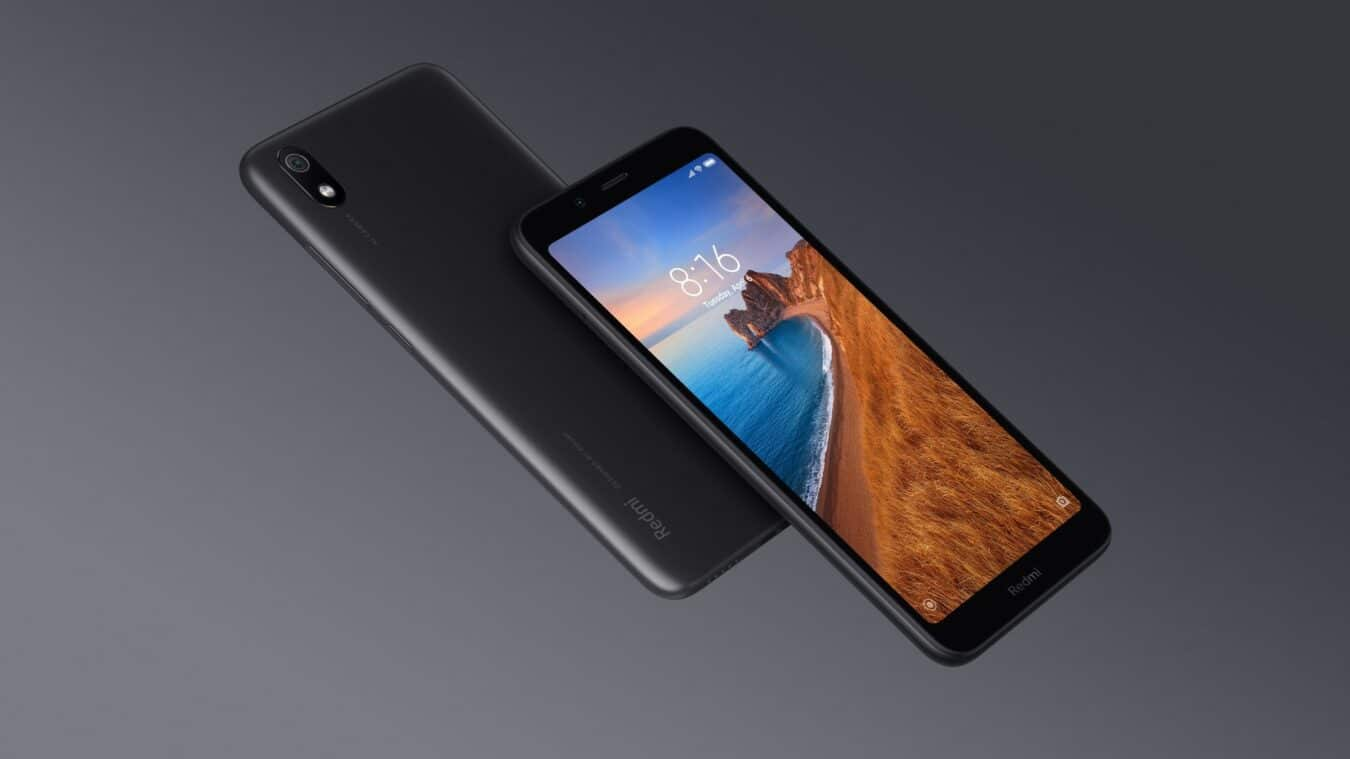 Photo de Le Xiaomi Redmi 7A arrive en France à 119€ !