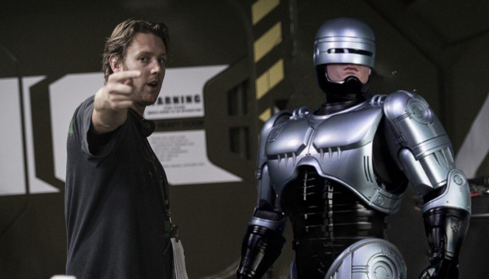 Neill Blomkamp, Robocop Returns, Alien 5