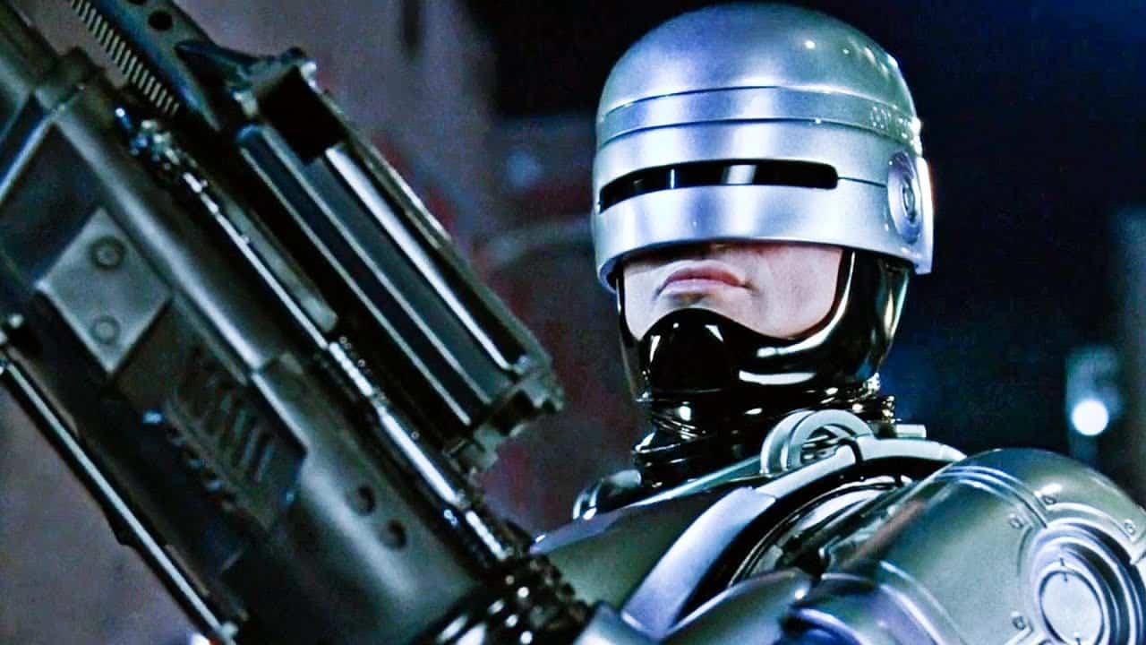 Robocop, Paul Verhoeven