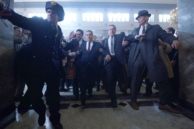 The Irishman, Scorsese, Netflix, Killers of the Flower Moon