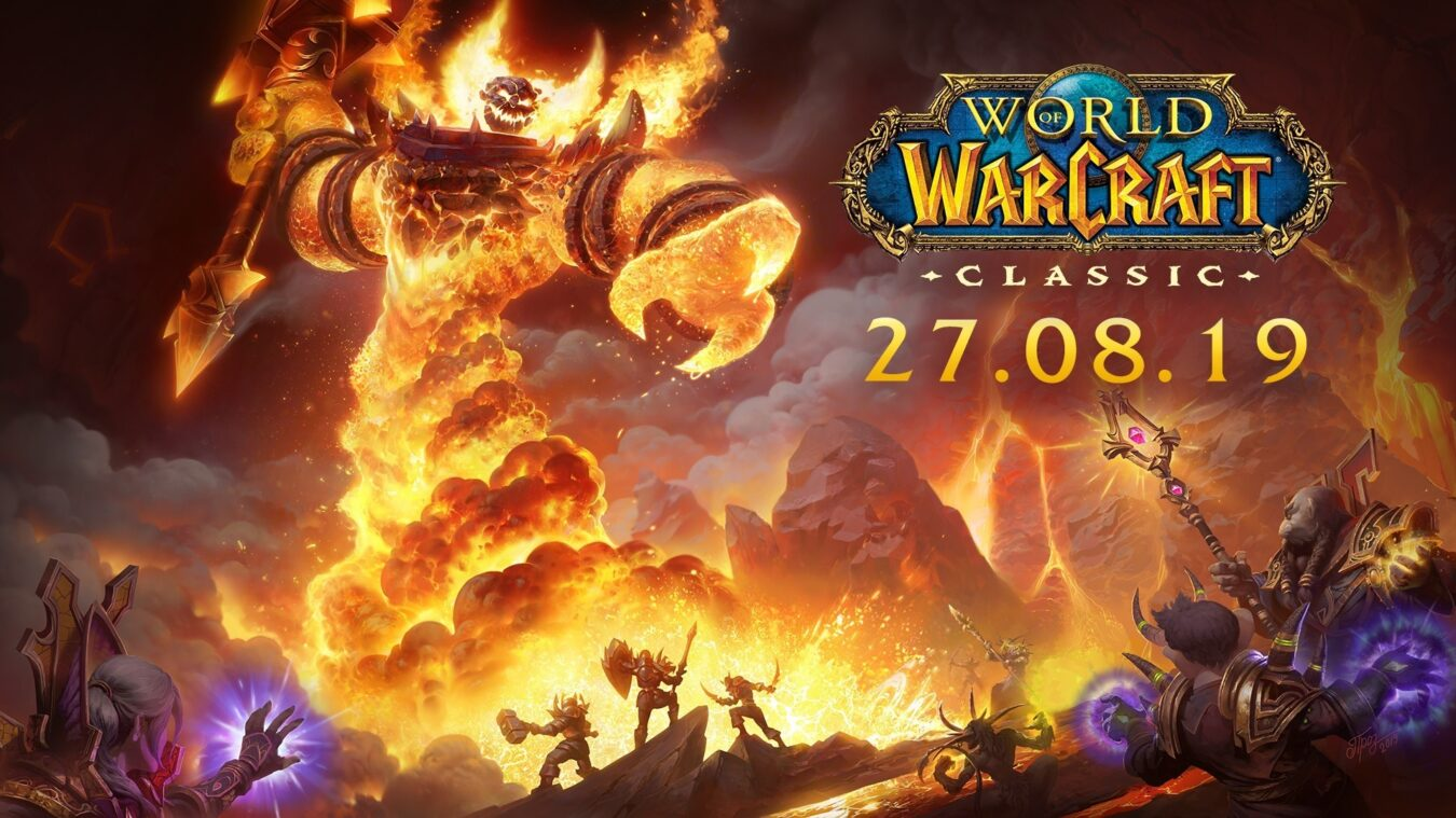 Photo de World of Warcraft Classic est désormais disponible !