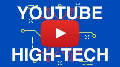 Photo de YouTube High-Tech : Les vidéos – Semaine du 30 Septembre