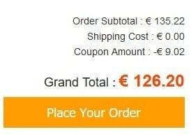 Xiaomi AMAZFIT GTR 47 geebuying euros réduction code promo