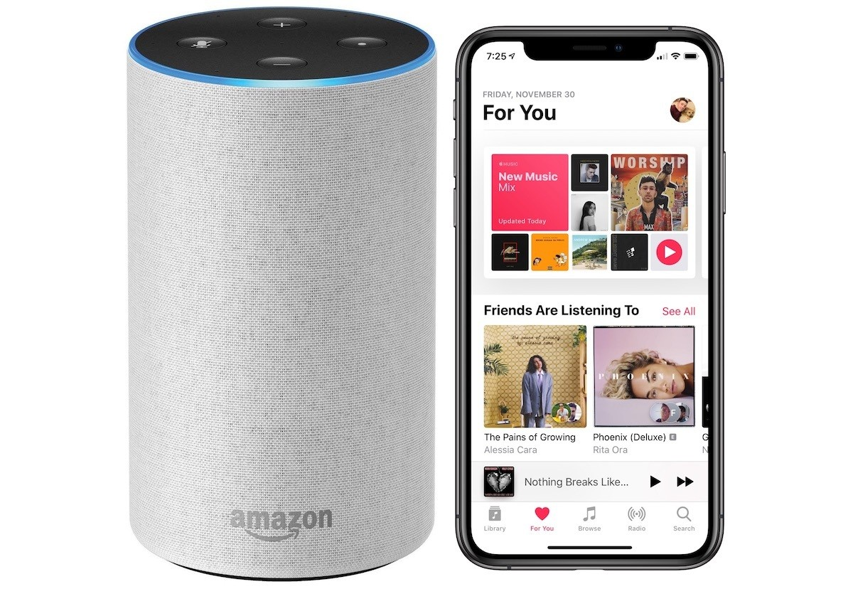 Apple Music Alexa