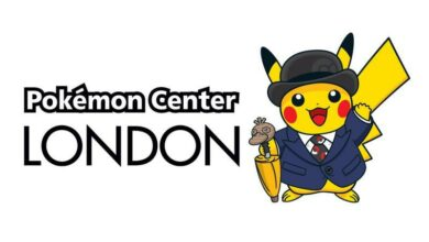 Photo de Un Pokémon Center à Londres pour cet automne !