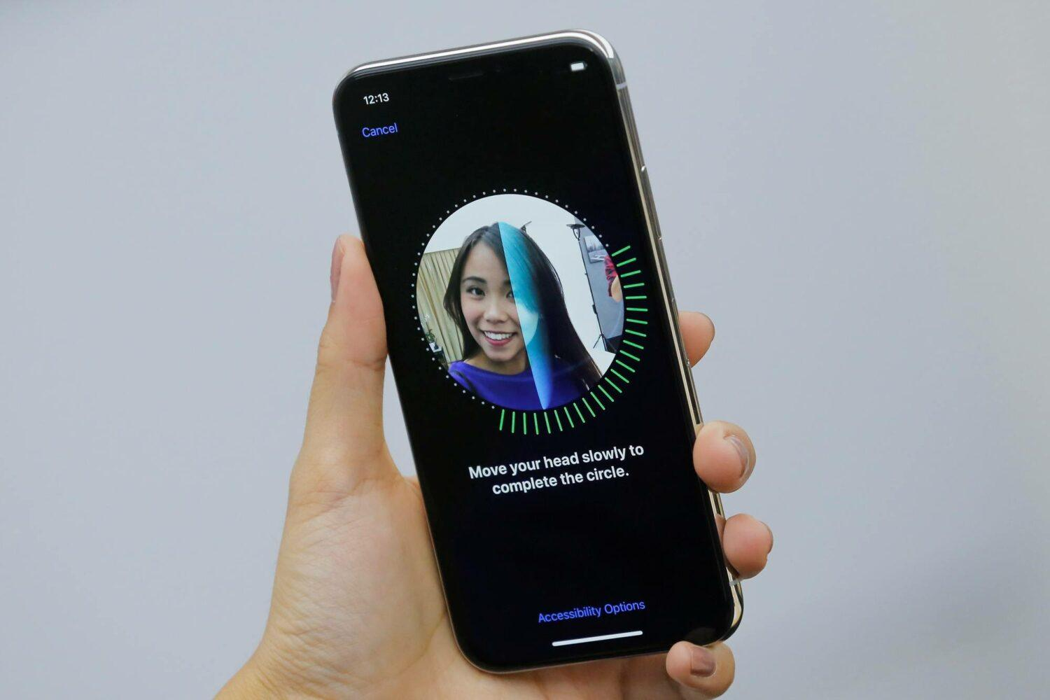 Face ID, Apple, iPhone