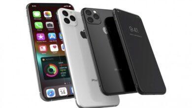 Photo de iPhone XI d'Apple – On connait la date de sortie !