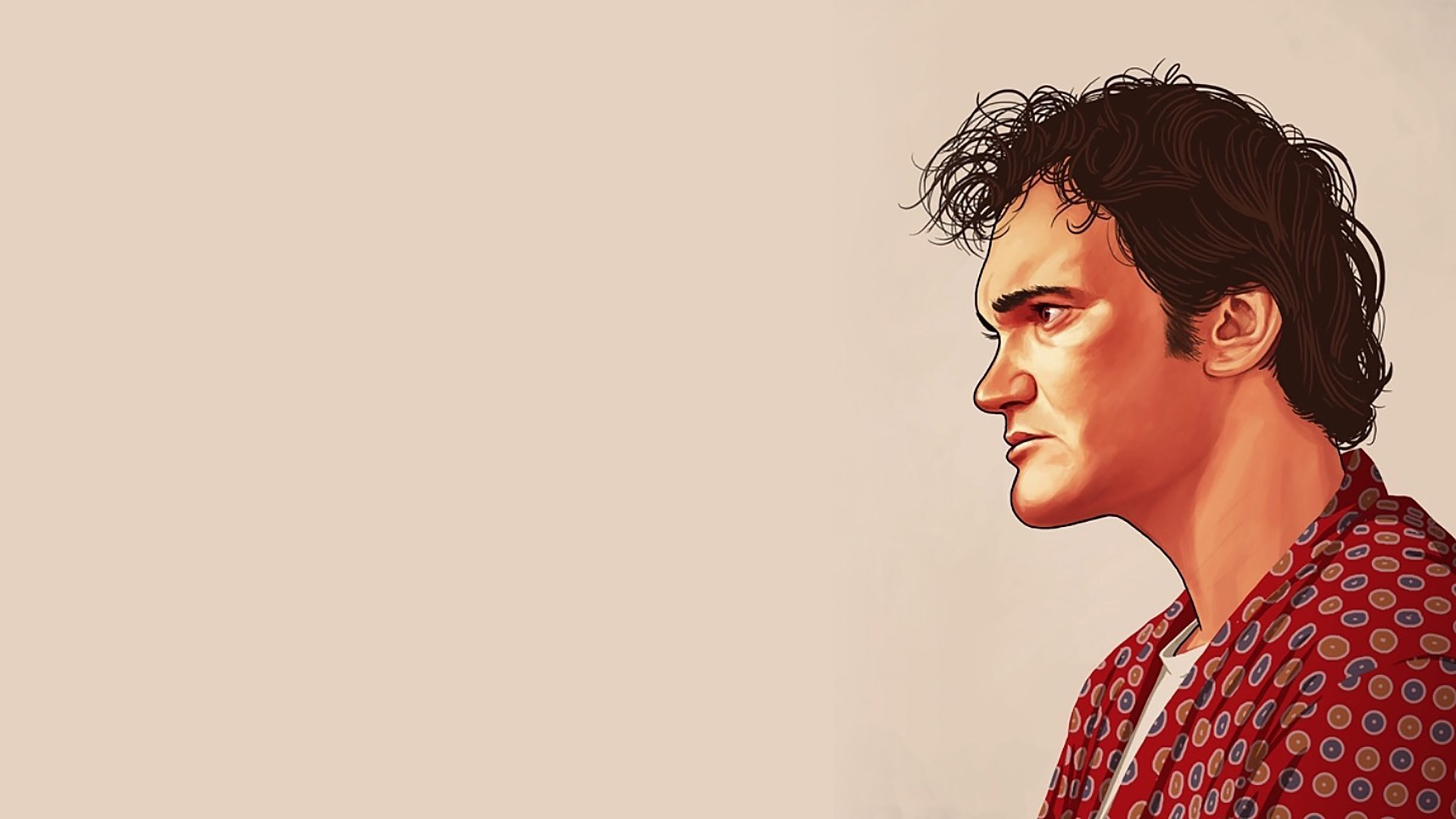 Fan -art de Tarantino