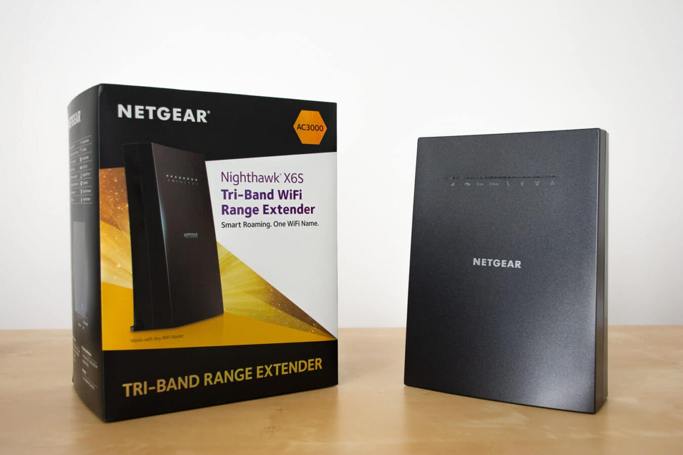 Photo de TEST – Netgear Nighthawk X6S : répéteur wifi au top