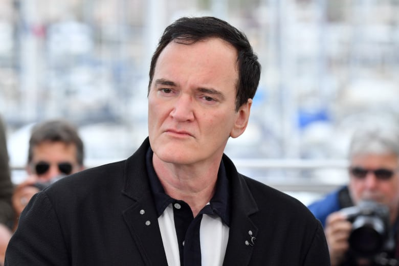 "Quentin Tarantino, réalisateur du prochain ""Once Upon A Time... In Hollywood"""