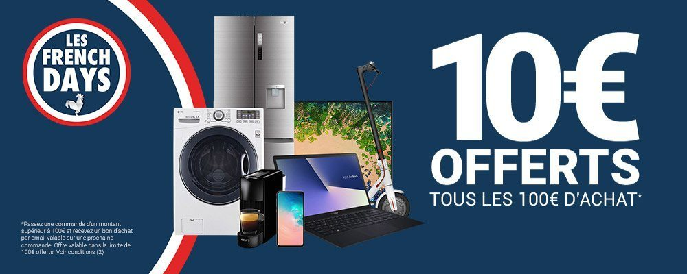 French Days 2019 bons plans