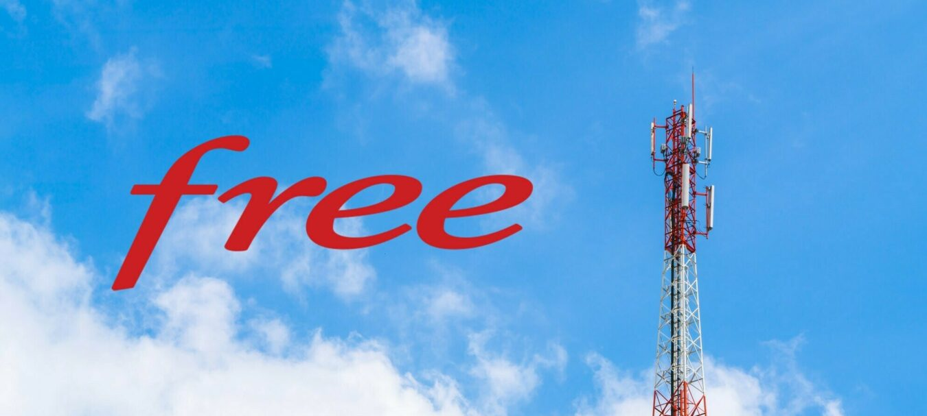 Photo de Free lance la Box 4G+ la plus rapide du marché