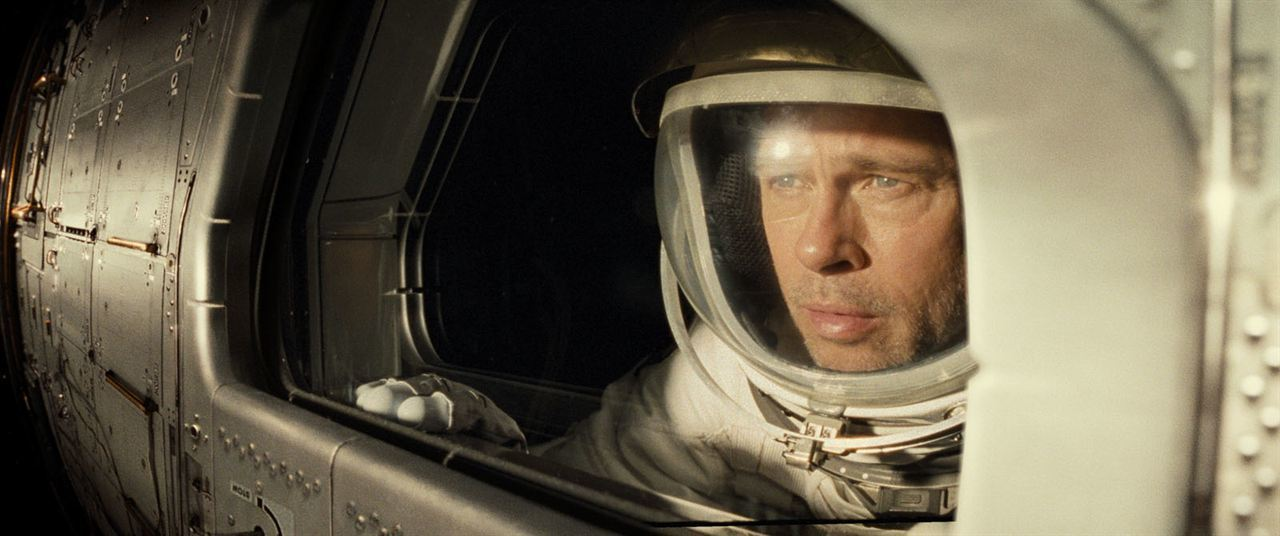 Ad astra, sf, brad pitt, james gray