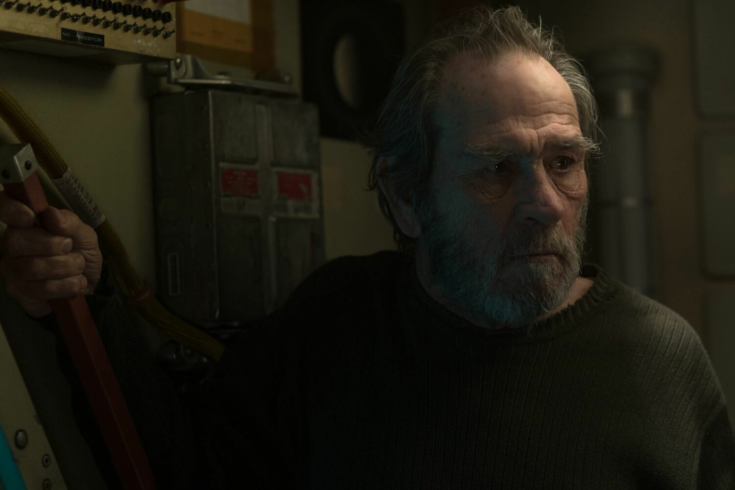 tommy lee jones, ad astra, sf