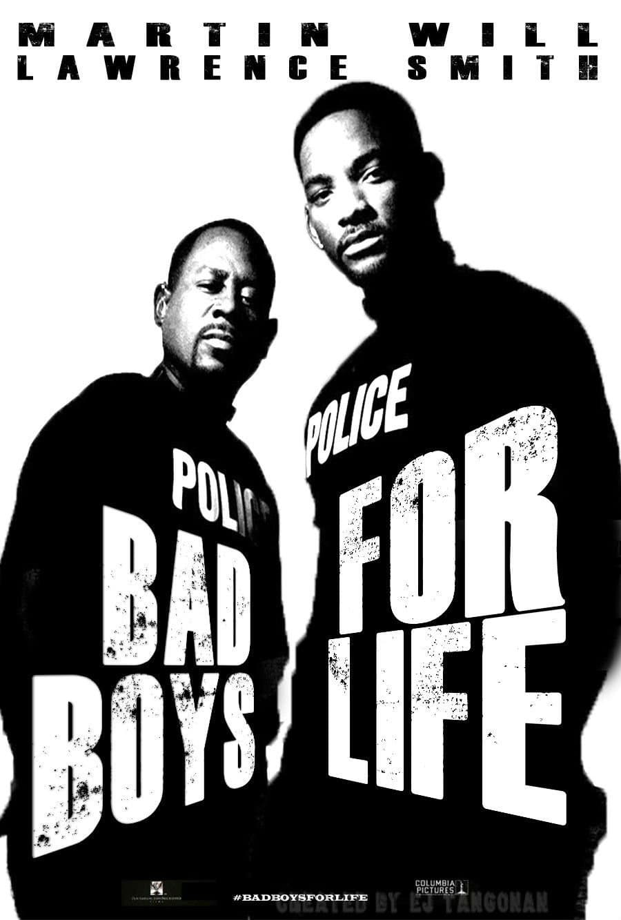 Bad Boys, Will Smith, Martin Lawrence, Bilall Fallah