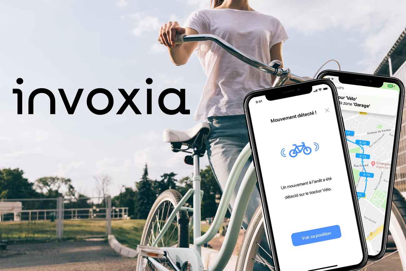Invoxia Bike Tracker - Test & Avis - Mon GPS Avis.fr