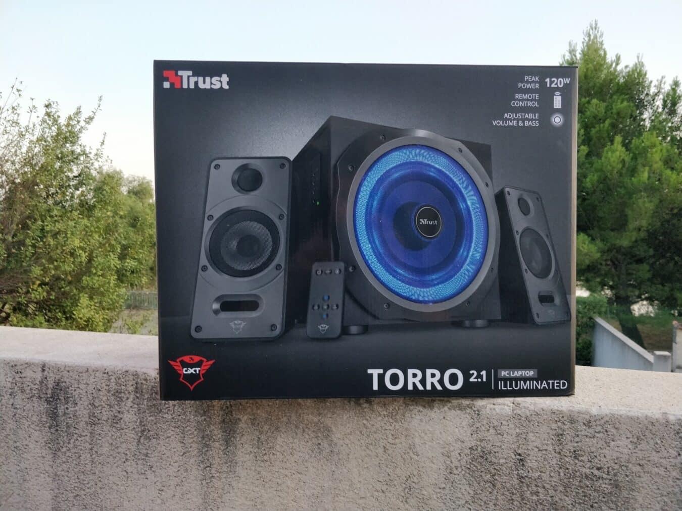 Photo of Test – Trust GXT688 Torro : L'enceinte PC qui en impose