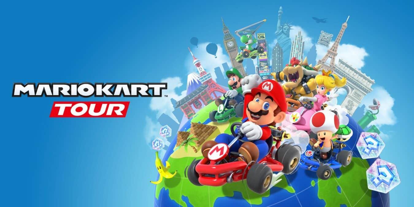 Mario Kart tour solution iOS 10
