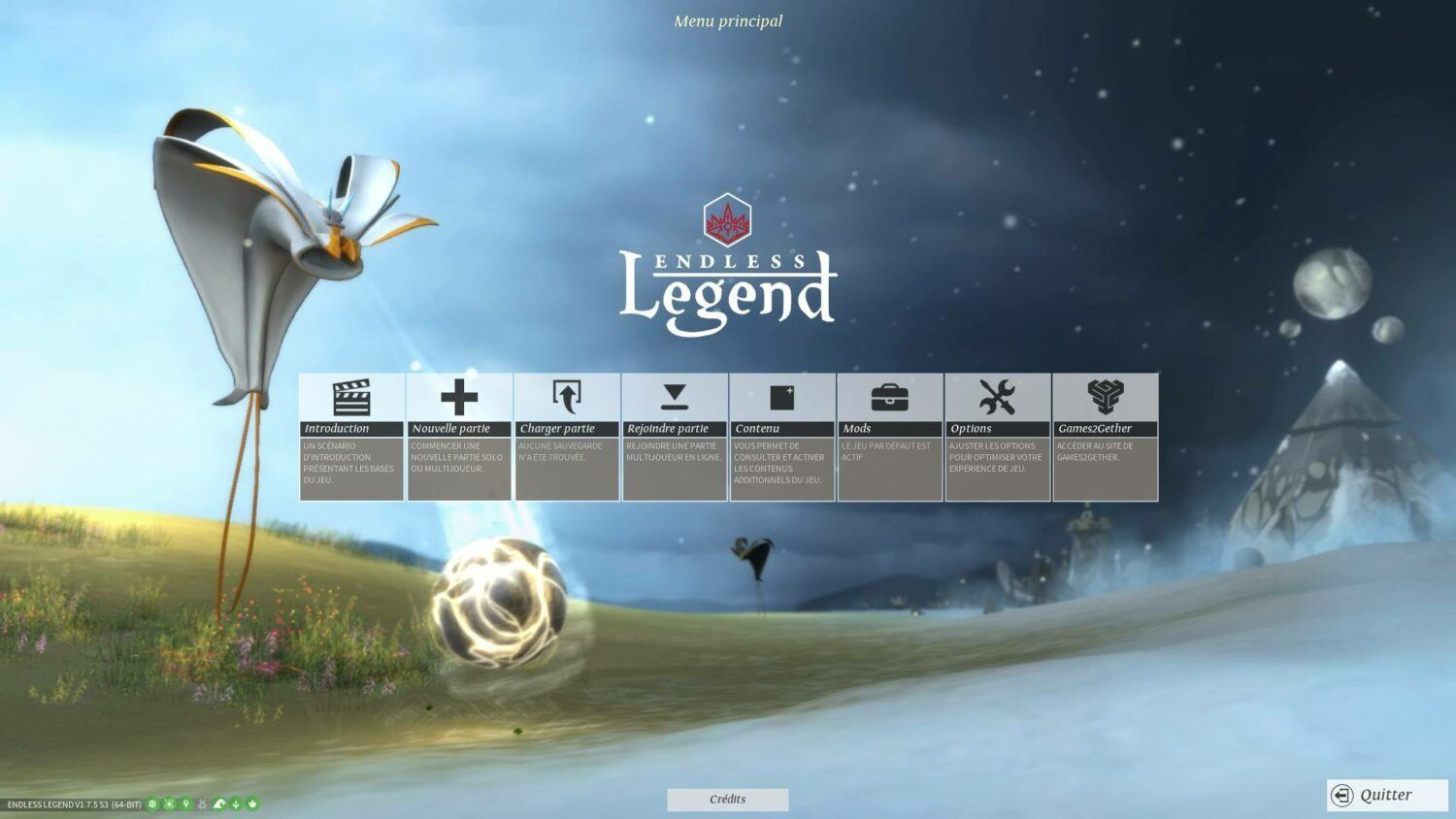 HP Pavilion 15-Endless Legend