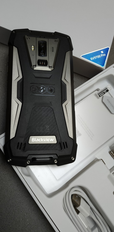 blavkview bv 9700 pro un appareil solide au look indestructible
