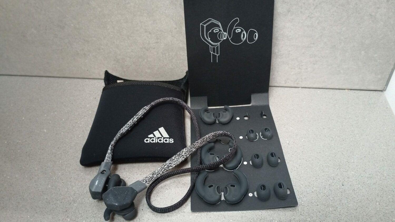 Adidas FWD-01 ecouteurs contenu deballage