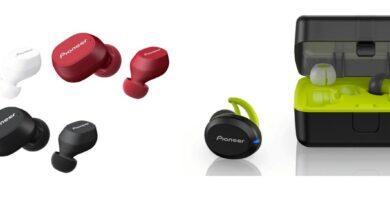 Photo de #IFA2019 – Pioneer dévoile des écouteurs intra-auriculaires