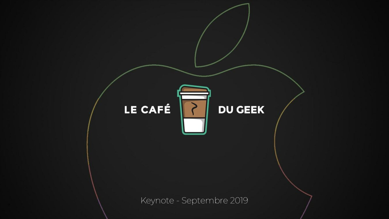 Photo of Événement – Retrouvez la Keynote Apple en Direct avec le Café du Geek