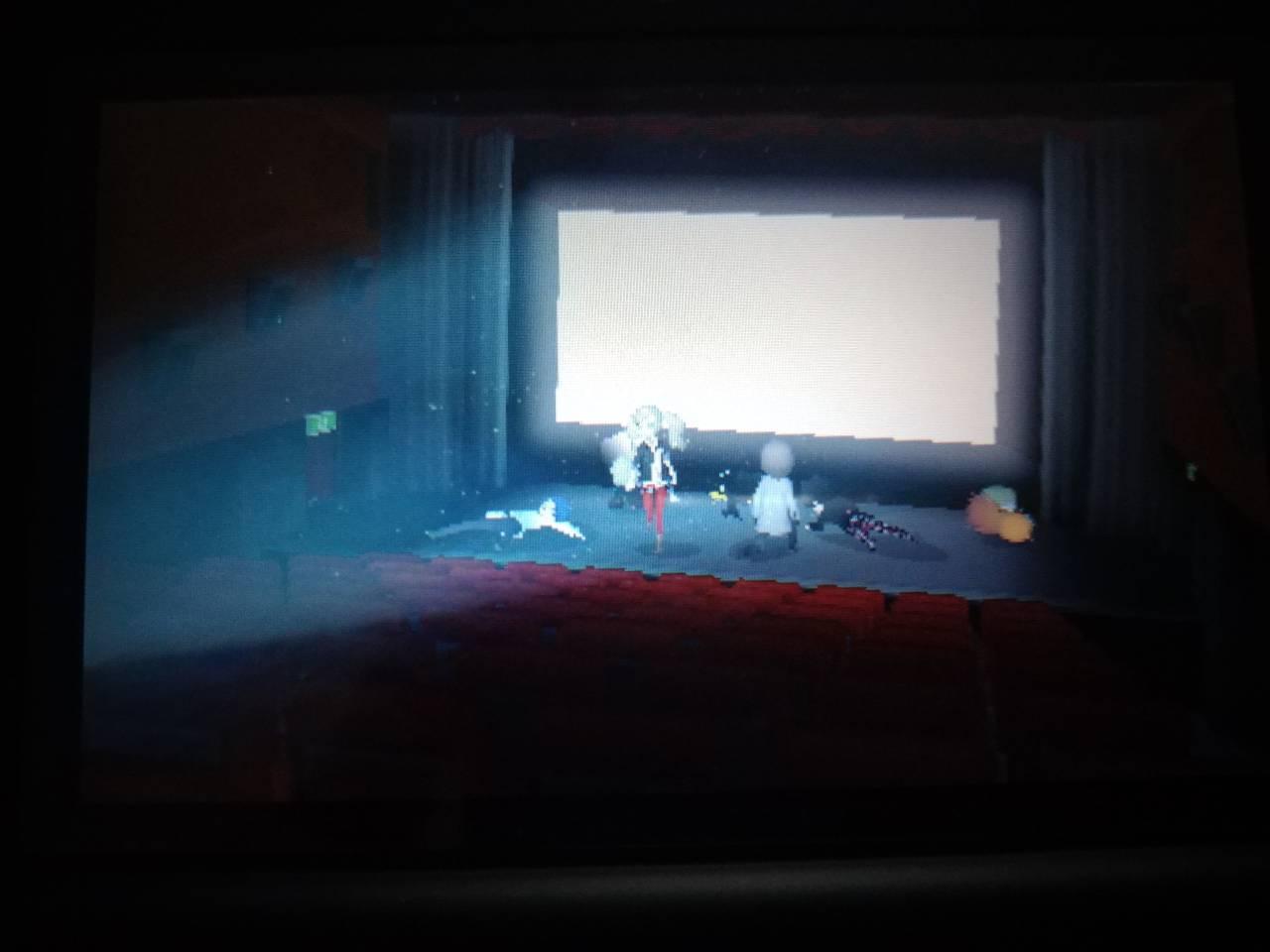 Persona Q2-New Cinema Labyrinth-Une des nombreuses cinématiques