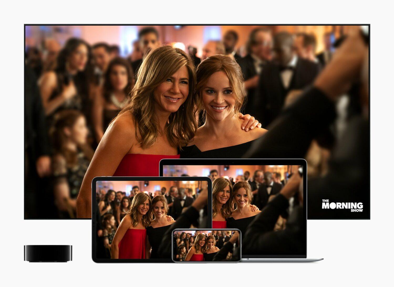 Apple TV+ annonce Keynote