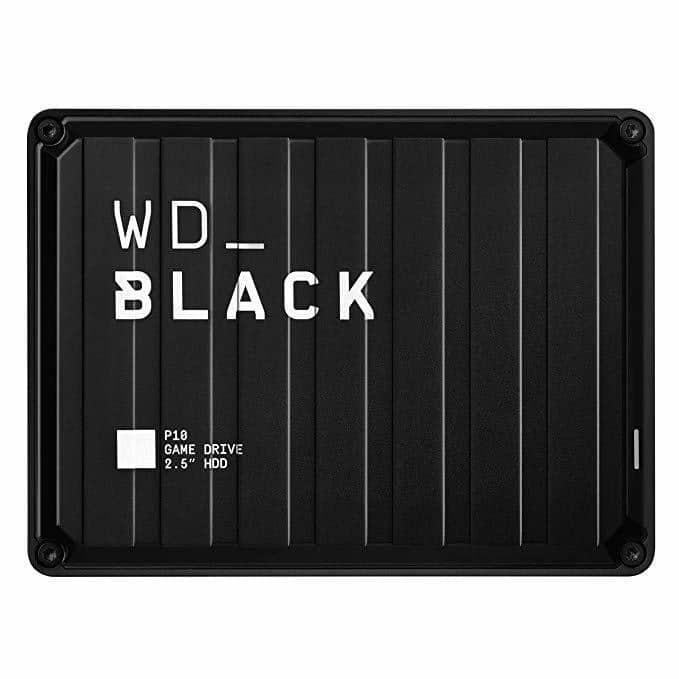 Disque WDBlack pour gamers par Western Digital