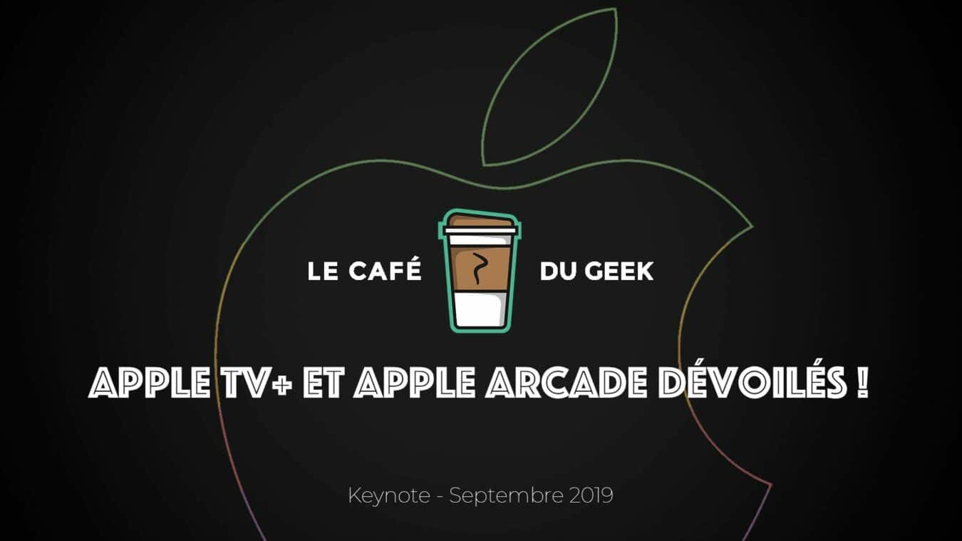 Photo de Keynote Apple 2019: Apple TV+ et Apple Arcade présentés !