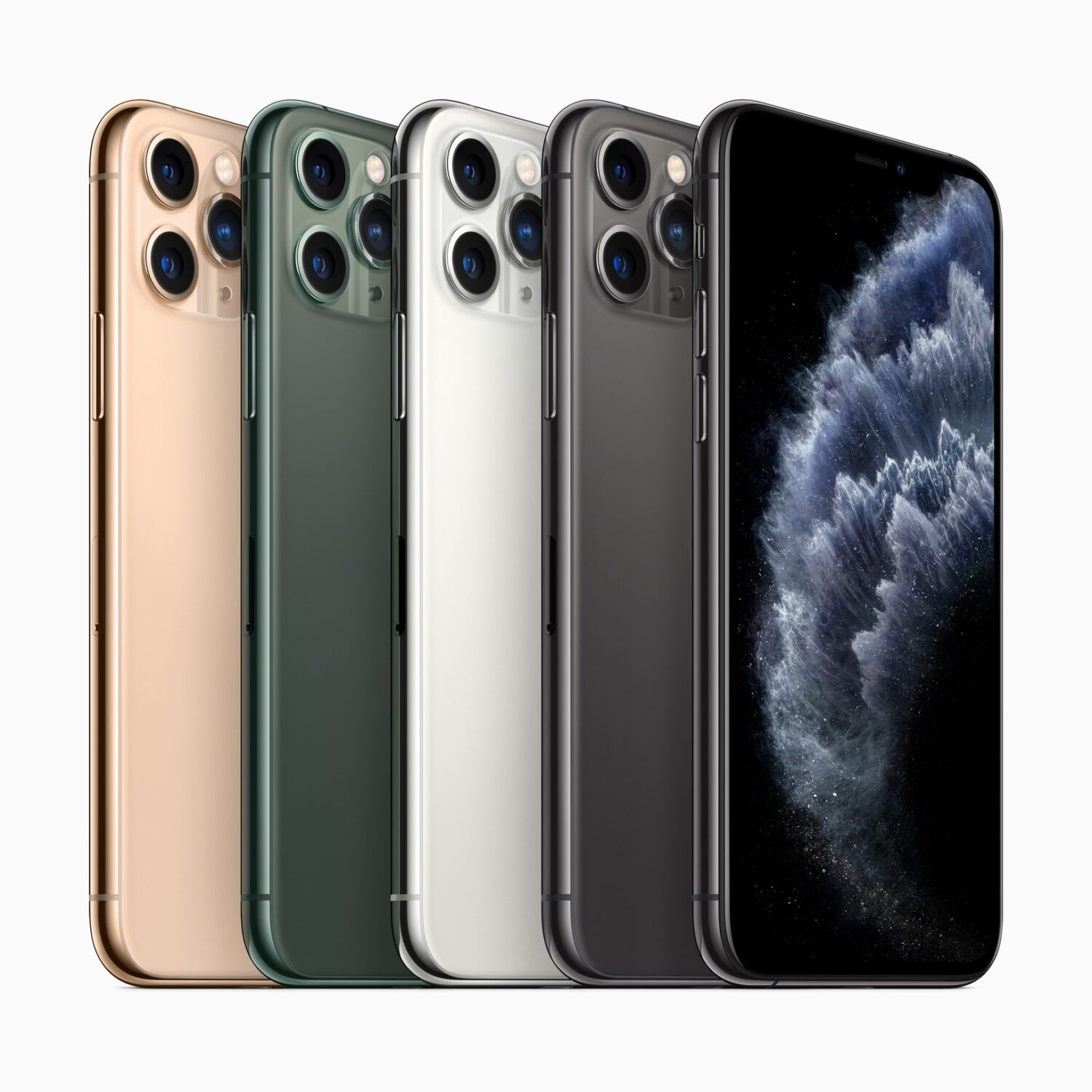 Apple iPhone 11 Pro annonce keynote