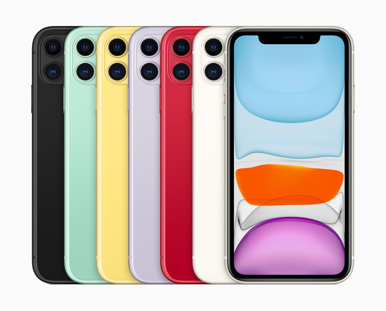 Apple iPhone 11 annonce keynote